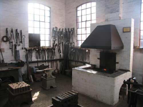 Claymills Victorian Pumping Station Burton Upon Trent